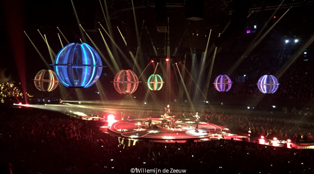 Muse Ziggo Dome Amsterdam, The Netherlands