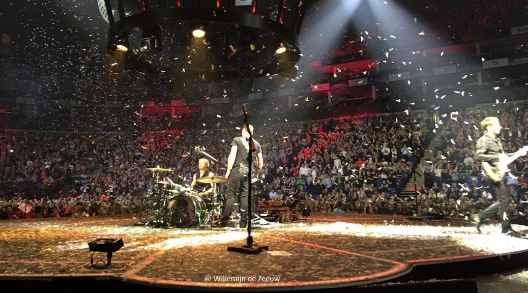 Muse London O2 arena United Kingdom