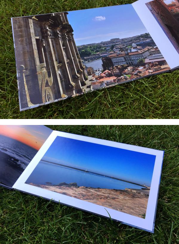 Photo book porto