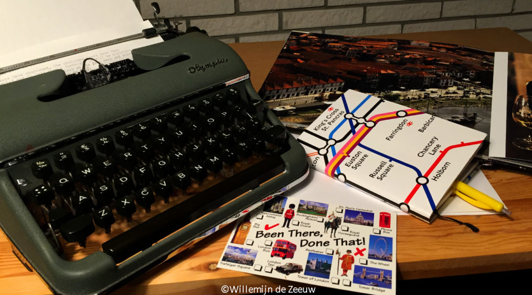Typewriter My year in review: 2016