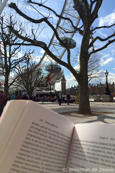 Reading in London