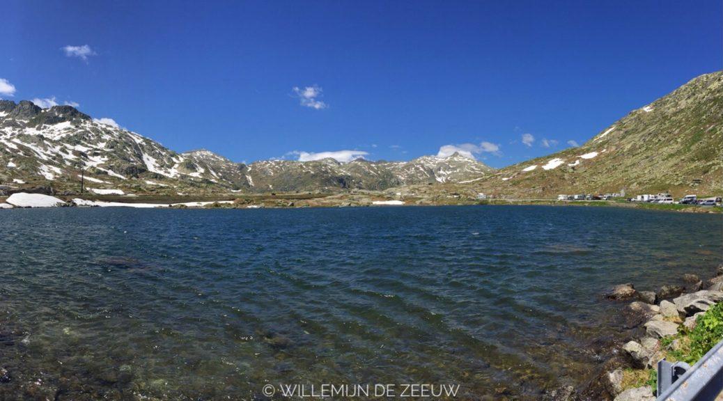 San Gottardo pass Switzerland