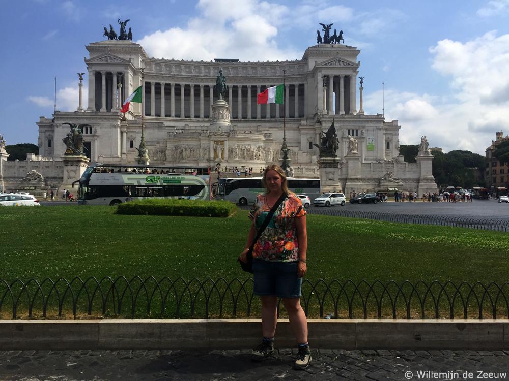 Two days in Rome - Altare della Patria