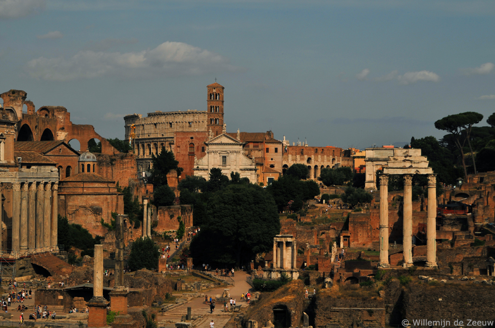 Two days in Rome - Forum Romanum