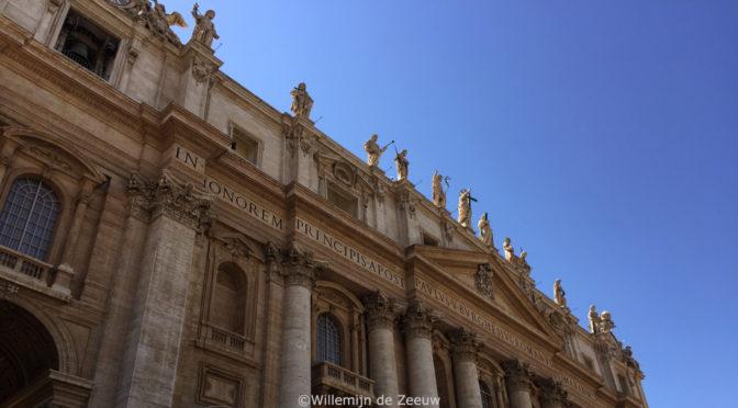 St. Peter's Basilica Vatican City Italy