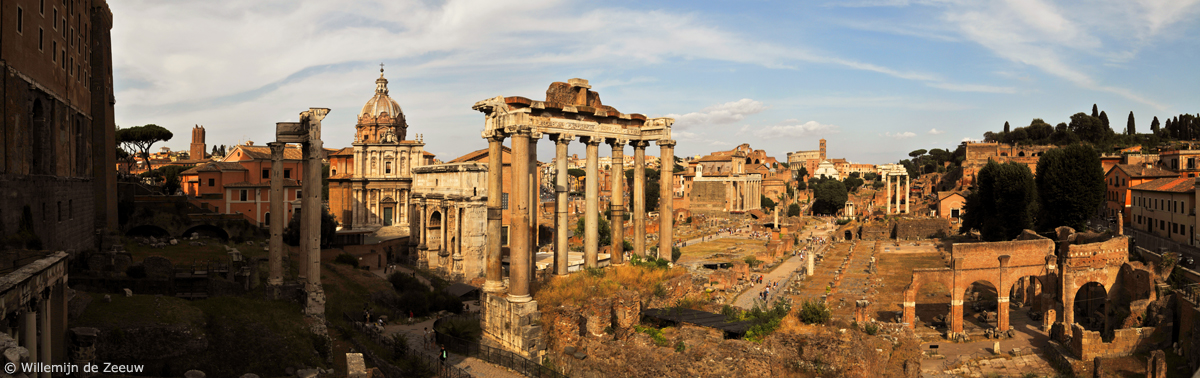 photos to inspire you to visit Italy Rome Forum Romanum