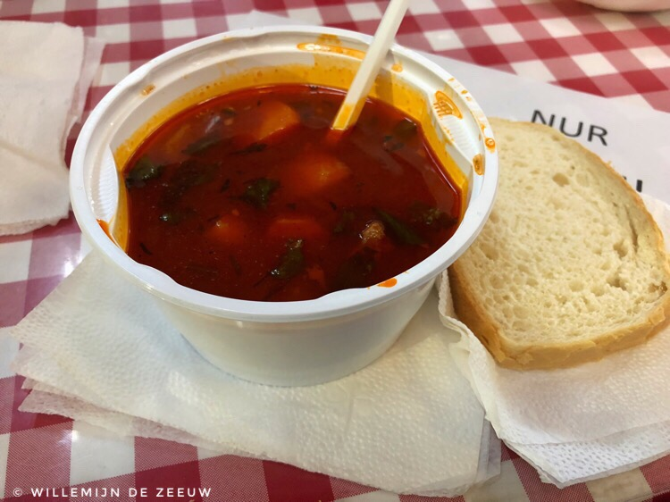 7 things to eat in Budapest: Goulash