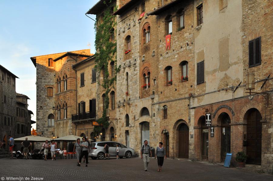 Italy San Gimignano