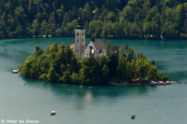 Top 5 destinations for 2018 Slovenia