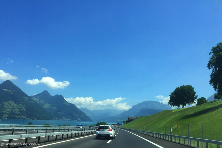 Top 5 destinations for 2018 Switzerland