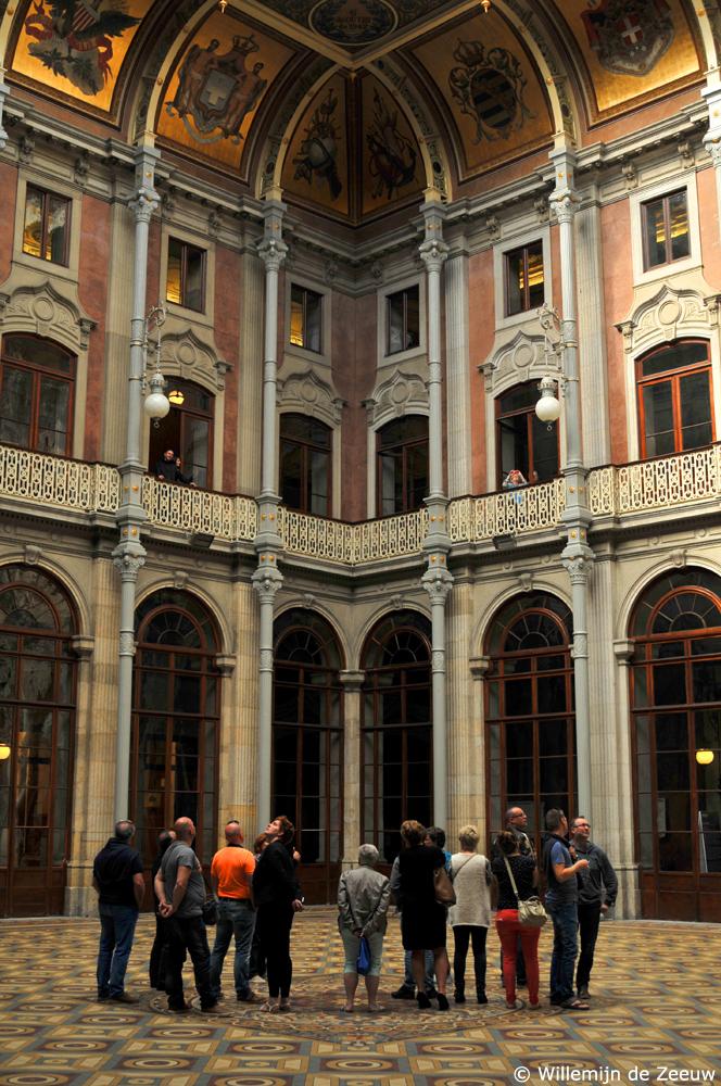 Portugal Porto travel guide Palácio da Bolsa