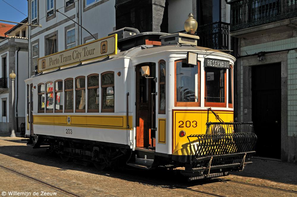 Portugal Porto travel guide tram